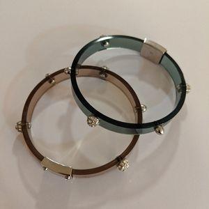 Lia Sophia Jewelry - Lia Sophia translucent bracelet set